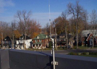 09. VA3PCH Stn - Temporary Antenna - Y2K Deployment y2kva3pchtempantenna