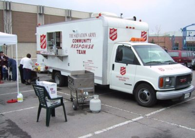 23. Salvation Army Community Response Vehicle. For the most part, it is a short order kitc SA_Comm_Resp_Vhcl_1